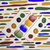 Vintage Watercolors Oxide Palette Dots Vintage Watercolors