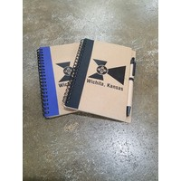 ICT Spiral Notebook and Pen Set