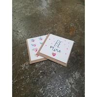 3x3 Art Card