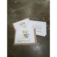 4x5 Art Card