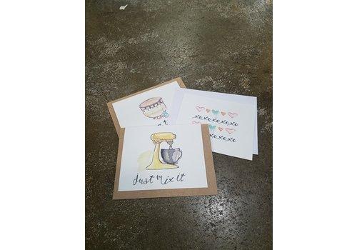 Jess Dunegan 4x5 Art Card