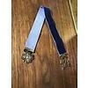 Lamzy Divey Velvet Ribbon Bookmark