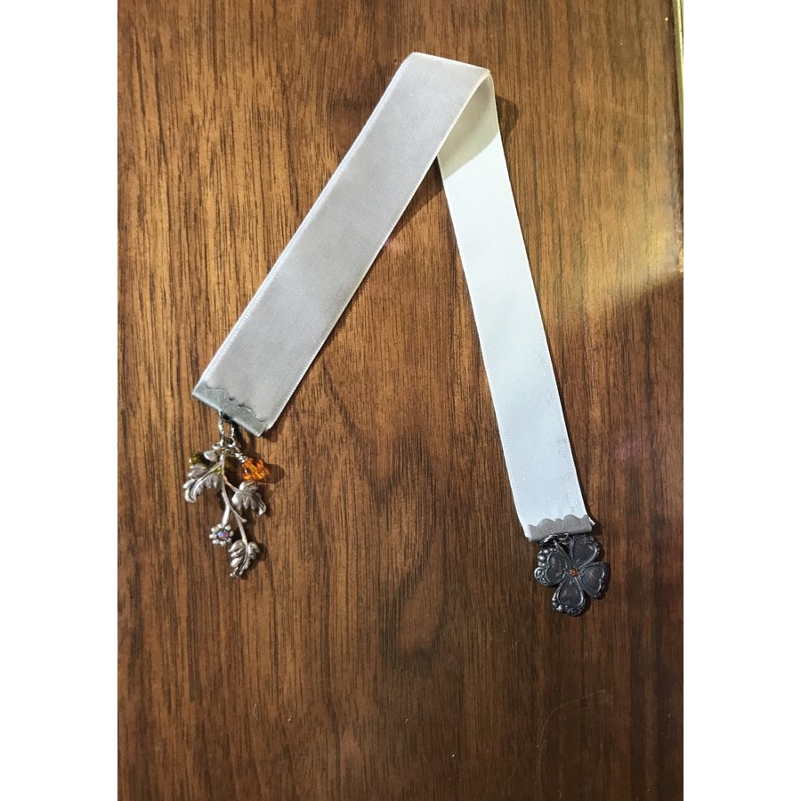Velvet Ribbon Bookmark