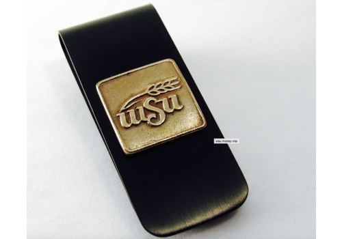 WSU Money Clip