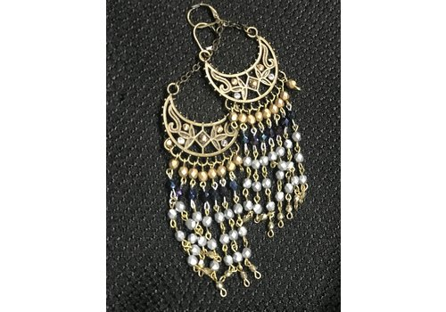 Lamzy Divey Lamzy Divey Chandelier Earrings