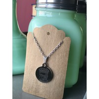 Stainless Steel RBG Necklace