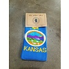 The Workroom Kansas Seal Socks
