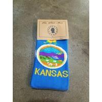 Kansas Seal Socks