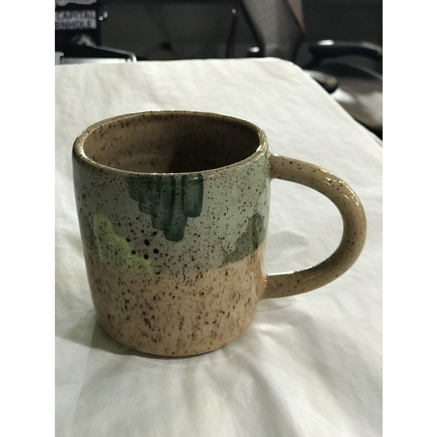 High Noon Pottery Palette Mug