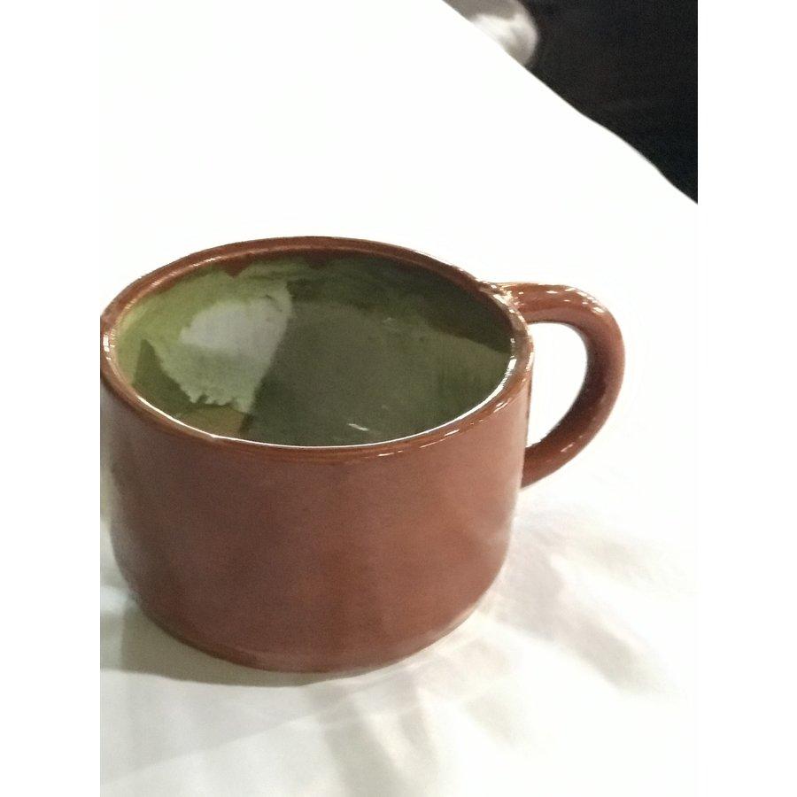 High Noon Pottery Marbled Mug