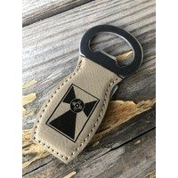 Leather Bottle Openers