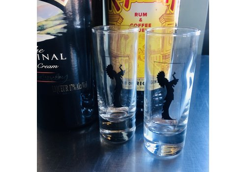 ICTMakers Tall Keeper Shot Glass
