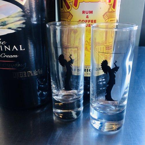 ICTMakers Tall Keeper Shot Glass