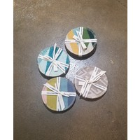 Vache Brothers Coasters
