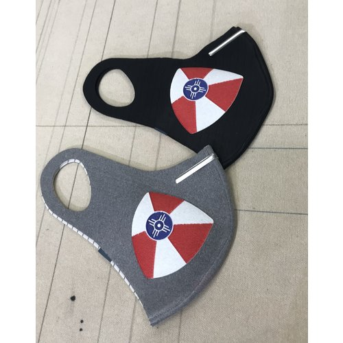 Vache Brothers Vache Brothers ICT Flag Mask