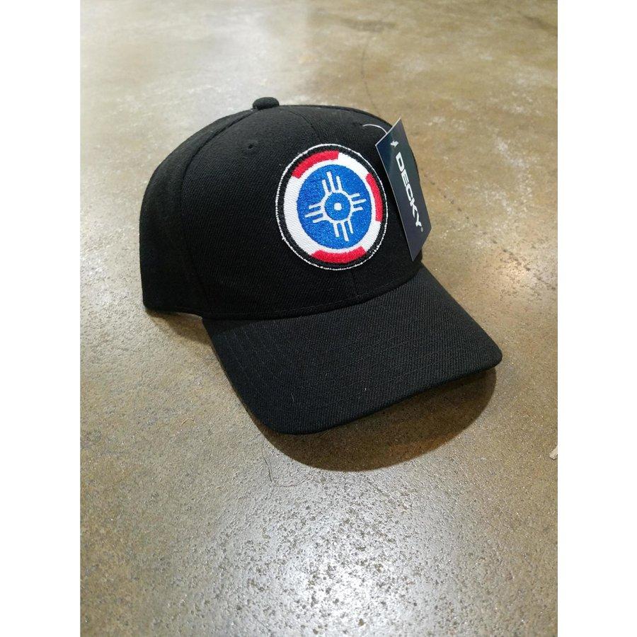 Youth Hat Round ICT Flag