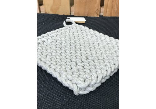 The Workroom Crochet Hot Pad