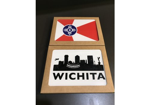 ICTMakers Wichita Notecards Set of 6