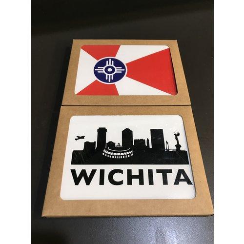 ICTMakers Wichita Notecards Set of 6