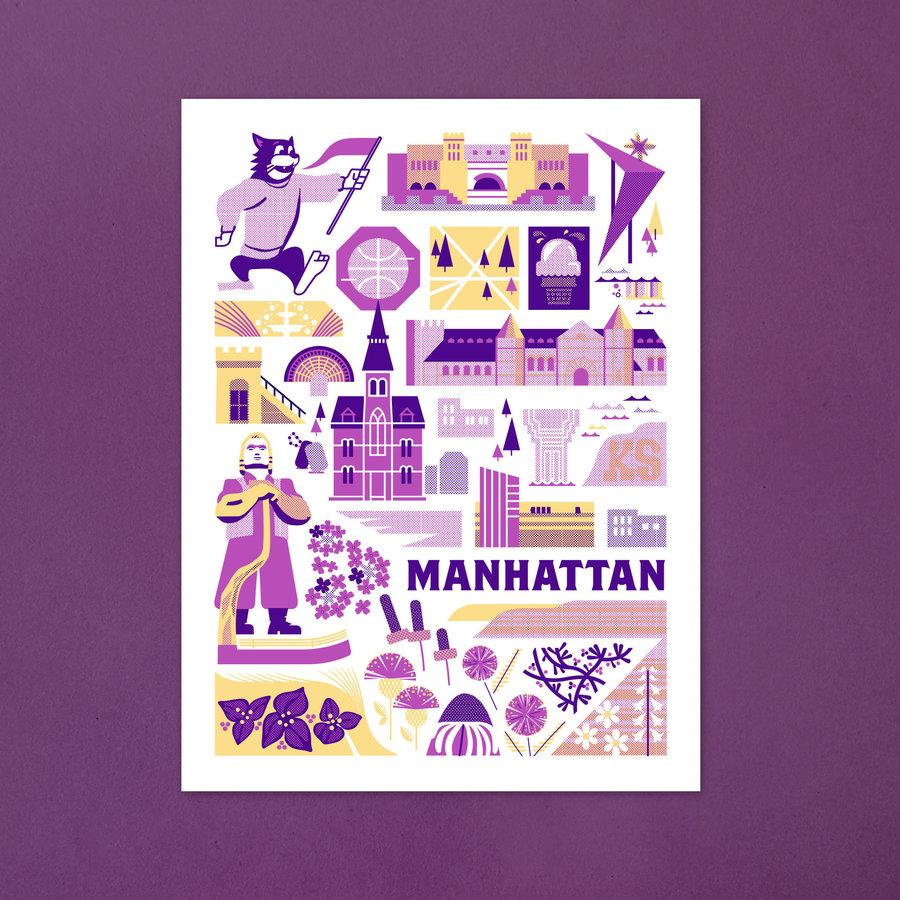 Manhattan - Patrick Grioux