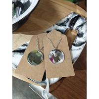 Flag/Keeper Necklace
