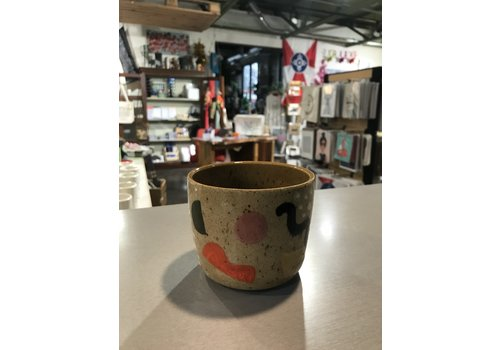 High Noon Pottery Shapes and Things Juice Cup