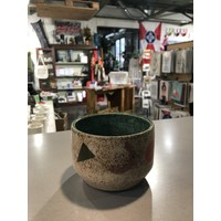 Shapes and Things Cup with Turquoise Interior
