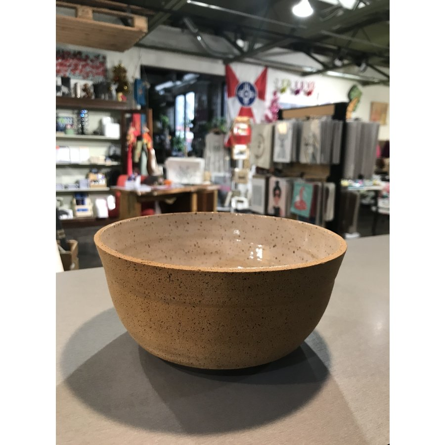 Exposed Clay Bowl