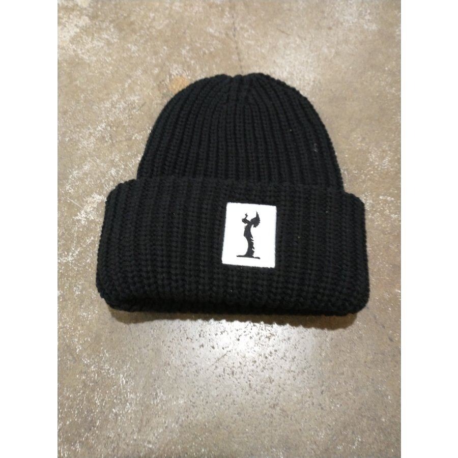 Thick Keeper Patch Beanie