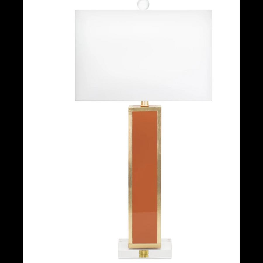 Blair Table Lamp- Orange