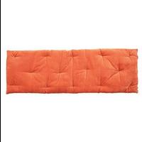Velvet French Tufted Cushion, Coral