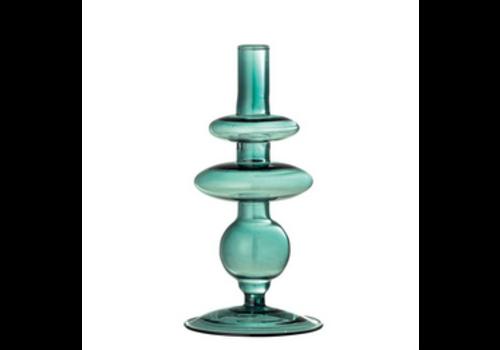 The Workroom Green Glass Vase