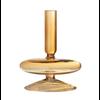 Amber, Glass Vase