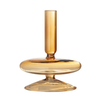The Workroom Amber, Glass Vase