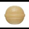 Bloomingville Milky Yellow Glass Ball Vase