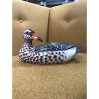 Vintage, Wooden Duck Decoy