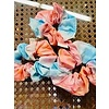 The Workroom Tie Dye Scrunchie