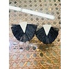 The Workroom Fashion Find Triangle Fringe Earrings