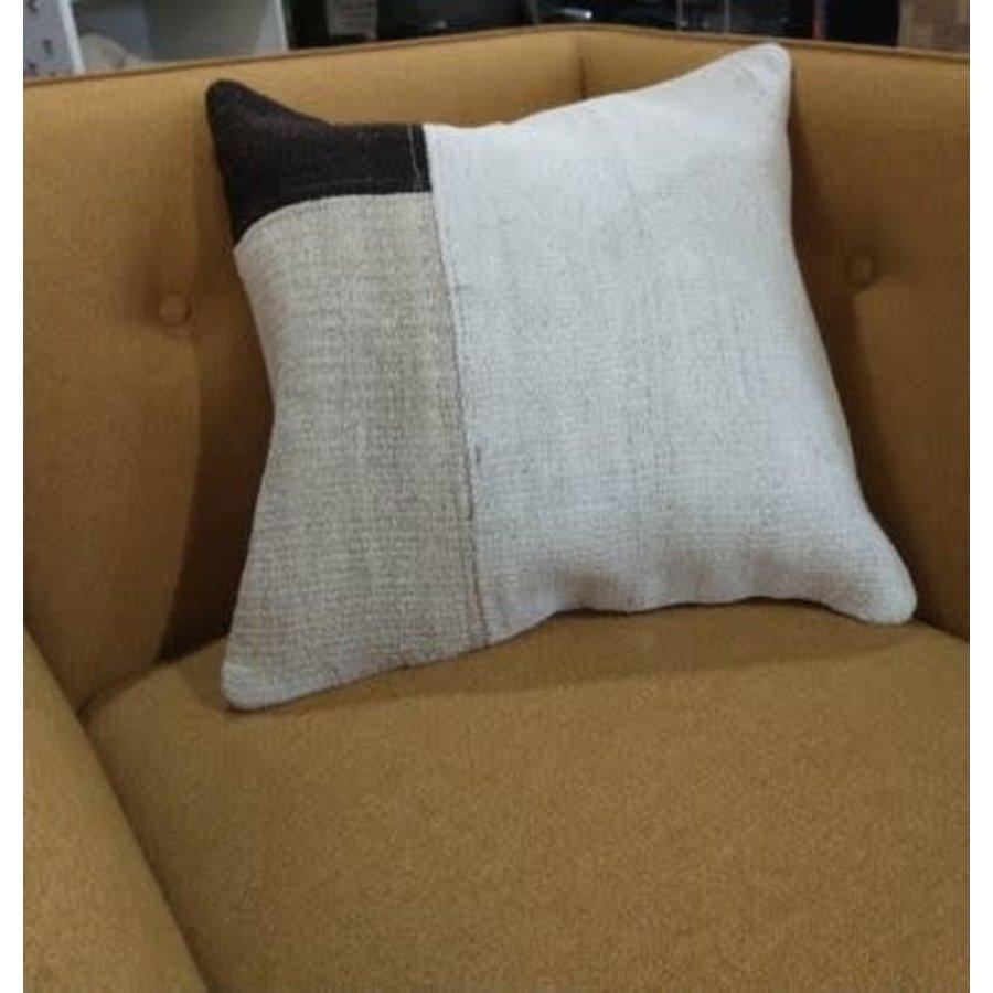 Multi-Colored Hemp Pillow