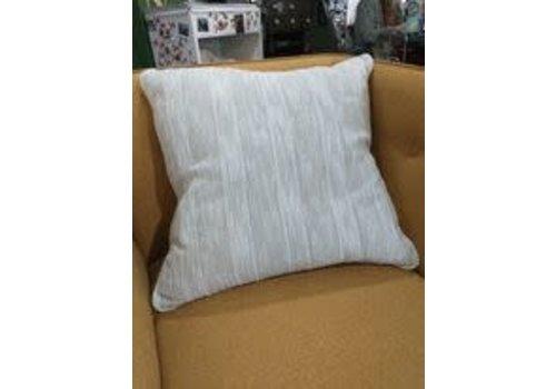 "Linen Pebble 22x22"" Pillow"