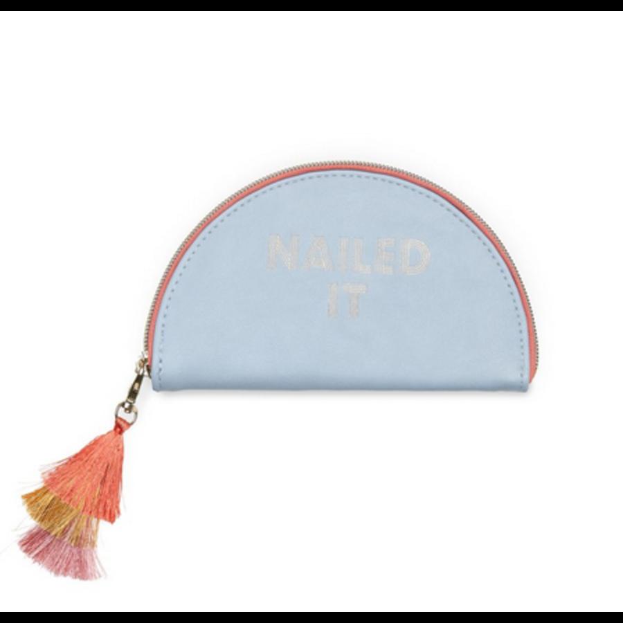Nailed it Vegan Leather Manicure Kit