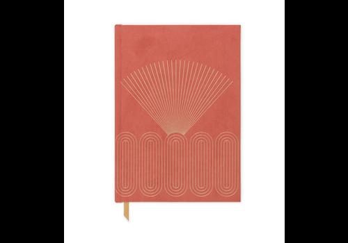 Designworks INK Radiant Rays Notebook