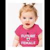 The Future is Female Onsie