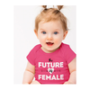 Rock Scissor Paper The Future is Female Onsie