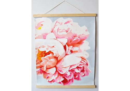 Pink Picasso Pink Picasso Horizontal Painting Hanger