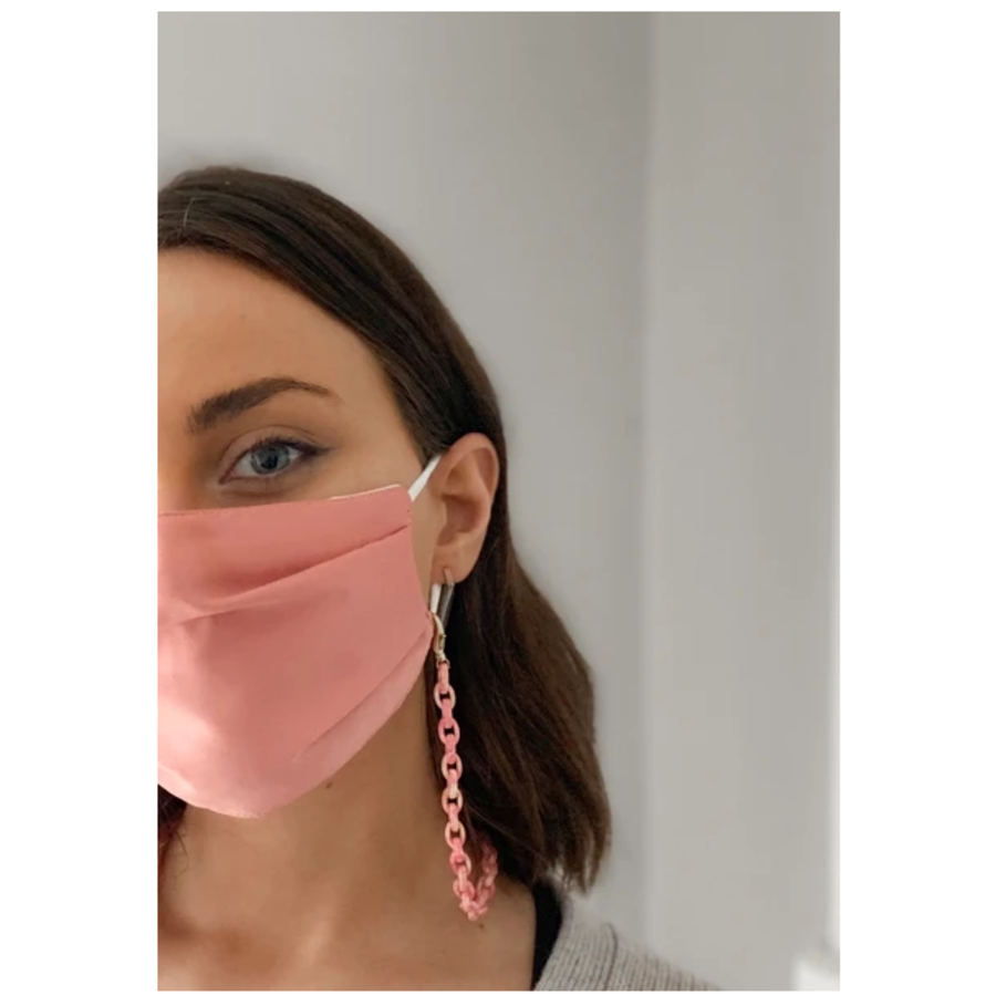 Violet & Brooks Assorted Mask Chain