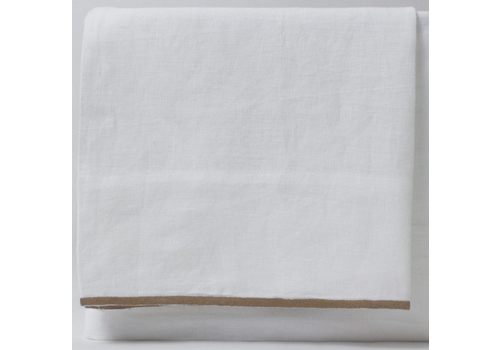 The Workroom Tyne Linen Sheet Set