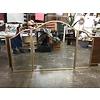 The Workroom Tri folding mirror