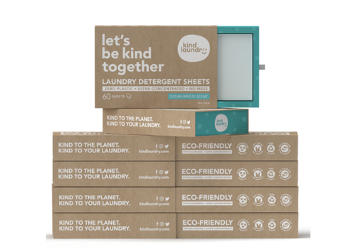 Kind Laundry Kind Laundry Detergent Sheets