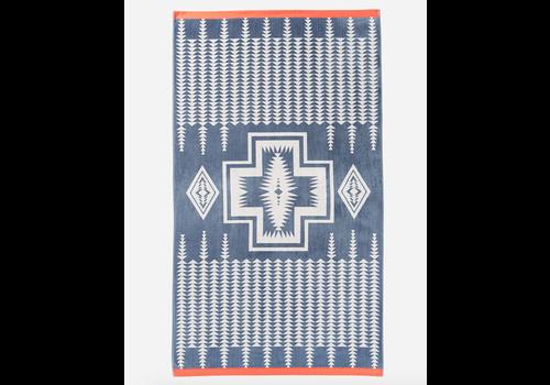 Pendleton Oversized Spa Towel Harding Slate